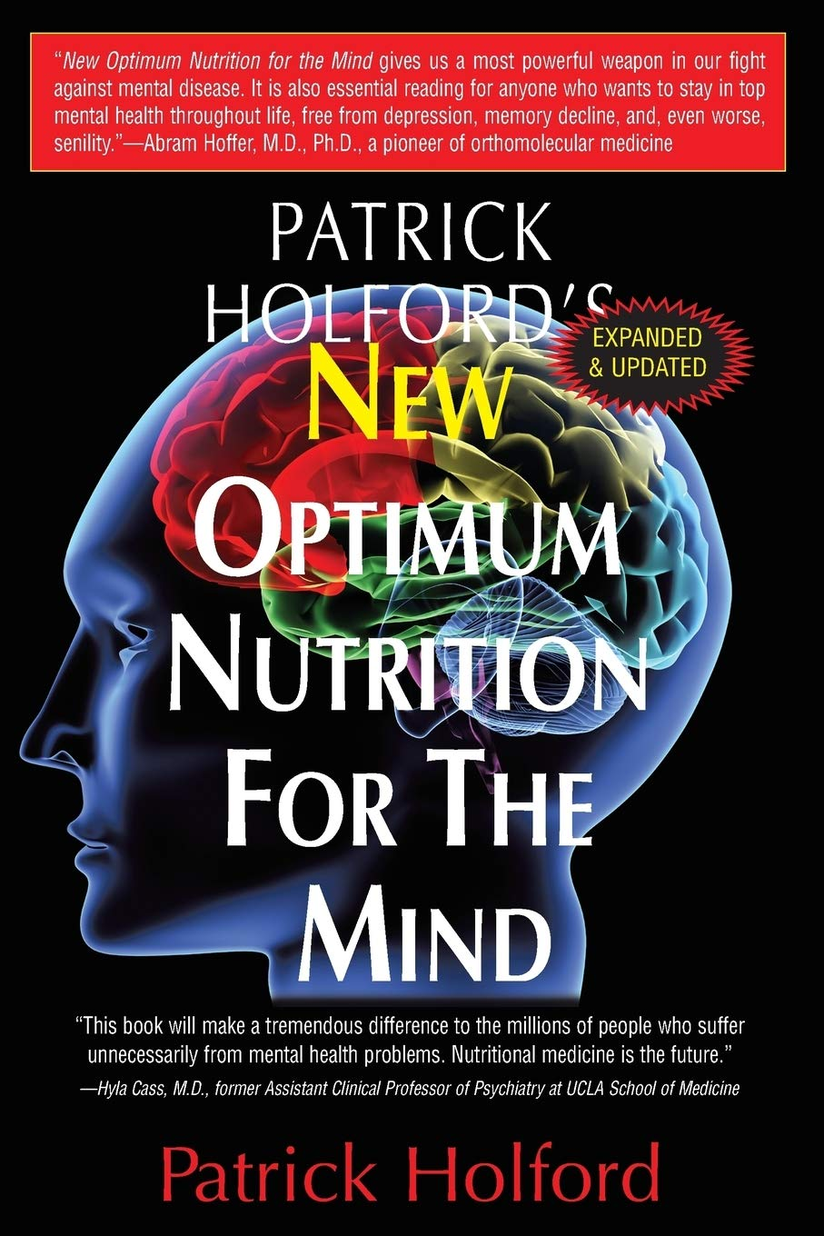 New Optimum Nutrition for the Mind: Patrick Holford: 8601419001088:  Amazon.com: Books