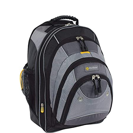 Outdoor Products Sea-Tac Rolling Backpack, 50.2-Liter Storage