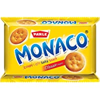 Parle Monaco Crispy Light Salty Snack, Classic Regular, 200g