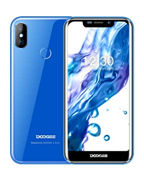DOOGEE X70 Móviles y Smartphones Libres Android 8.1, Dual Sim Telefonos Moviles Libres 3G Pantalla