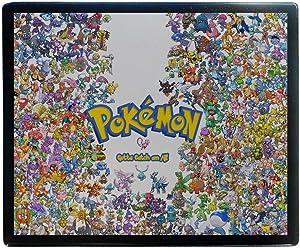 Schlüsselanhänger Kunstleder Pokemon