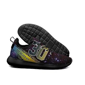 df5962c9449b uter ewjrt Men Basketball MVP 30 Breathable Track Running Shoes mesh  Outdoor Sneaker