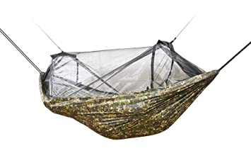 dd frontline hammock mc   lightweight camping jungle hammock with mosquito   dd frontline hammock mc   lightweight camping jungle hammock with      rh   amazon co uk