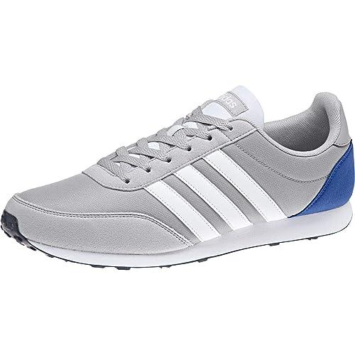adidas V Racer 2.0, Zapatillas de Running para Hombre: Amazon.es: Zapatos y complementos