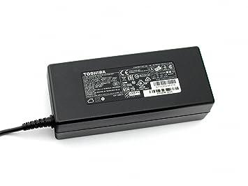 Toshiba Toshiba PA5083E-1AC3 Cargador / adaptador original para computadora portátil: Amazon.es: Electrónica