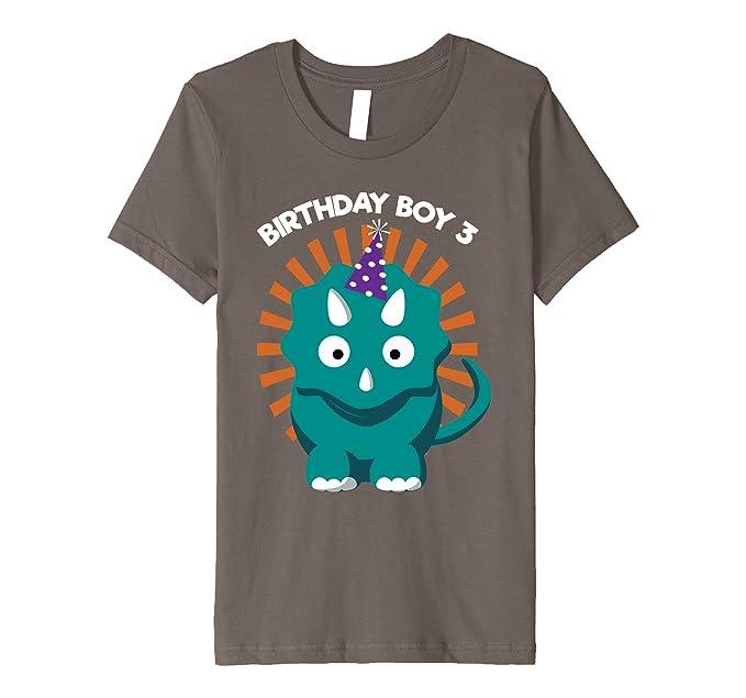 Amazon Kids Birthday Boy 3 T Shirt
