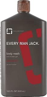 product image for Every Man Jack Wash, Cedarwood 3x 16.9 OZ