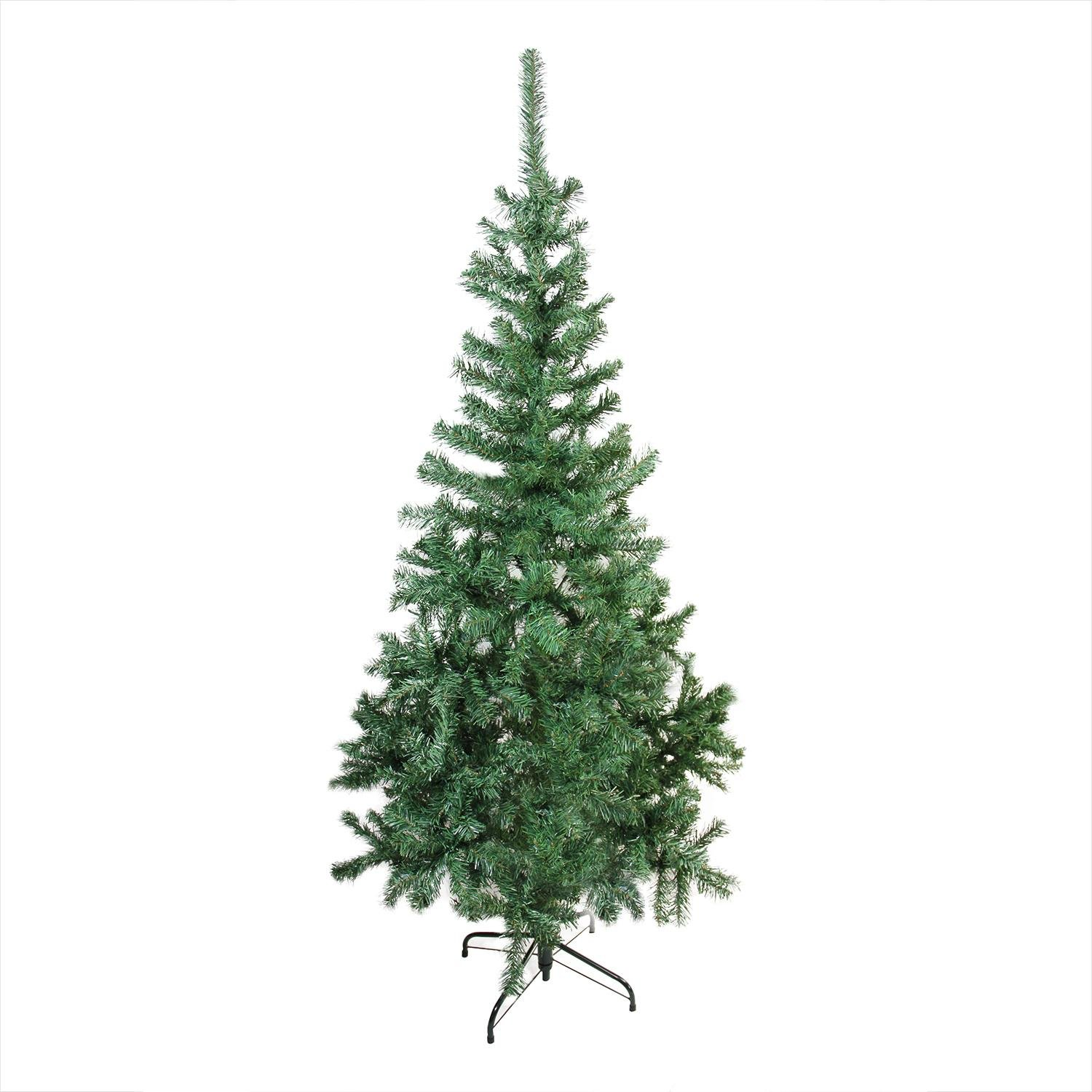 Northlight 6' x 31'' Mixed Green Pine Medium Artificial Christmas Tree - Unlit