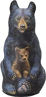 product image for Black Bear Doorstop, Decorative Doorstopper, Animal Door Stop