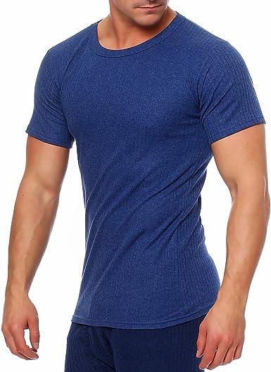 SGS Camiseta térmica térmica para hombre