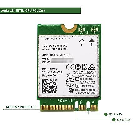 Clevo M5x0V Intel 802.11 a b g WLAN Driver for Mac