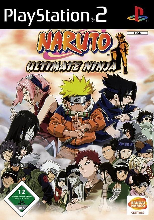 Naruto - Ultimate Ninja [Importación Alemana]: Amazon.es ...