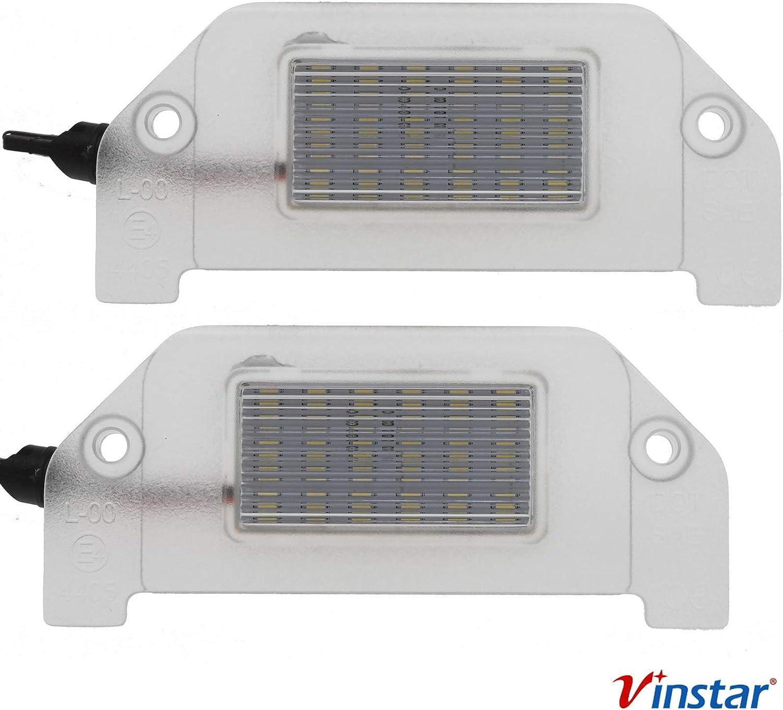 Led Kennzeichenbeleuchtung Kompatibel Mit 300c Sebring 200 Thema Auto