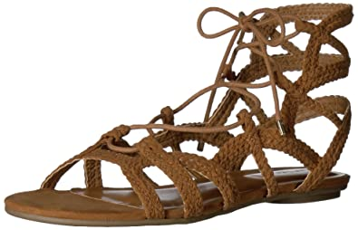 Indigo Rd Womens Laura Gladiator Sandal Natural Size 65