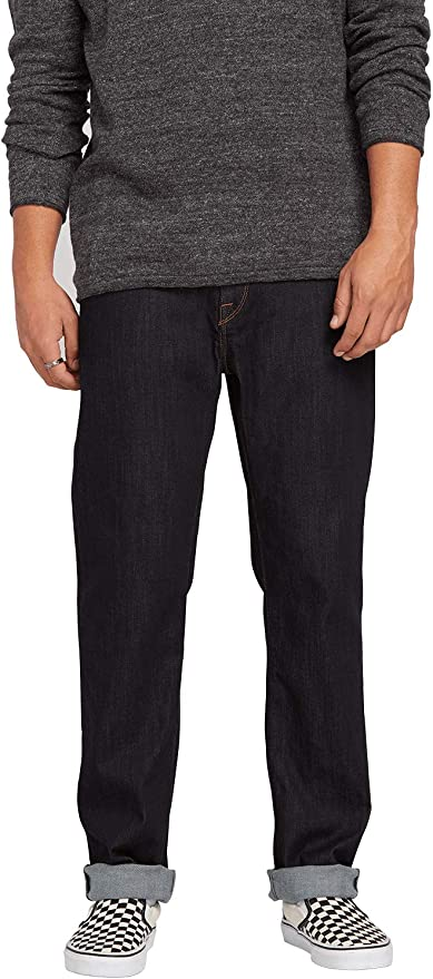 TALLA 30. Volcom Kinkade - Pantalones Vaqueros Hombre