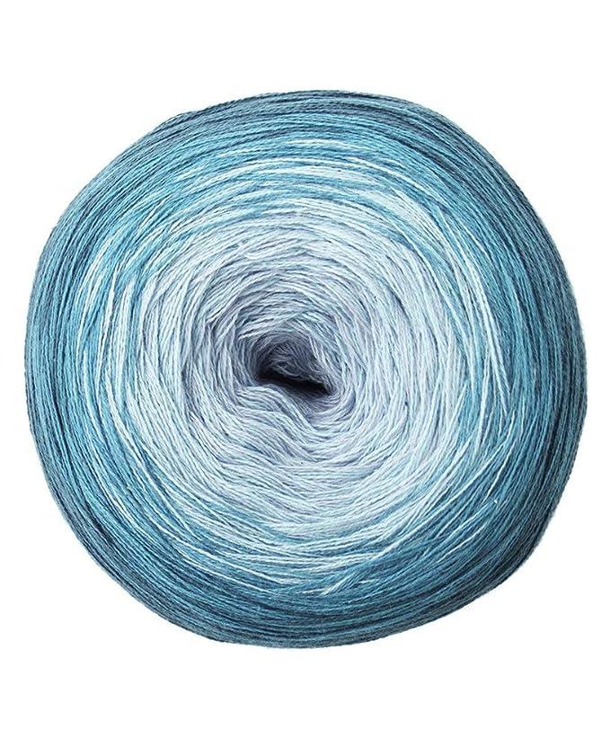Woolly Hugs Bobbel Coton Couleur 23 Turquoise 200g Bobbel Avec