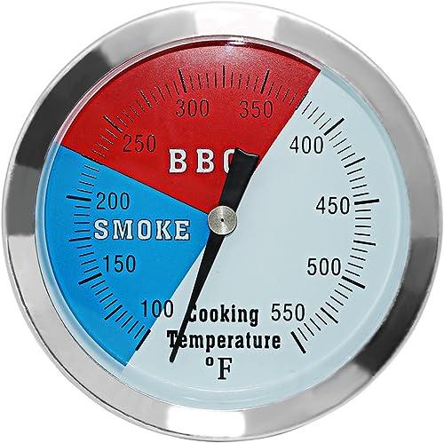 DOZYANT grill 3 1/8 cala Grill na węgiel drzewny Temperatura palacza
