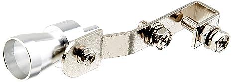 60071 - Turbo efecto silbato silbido de escape para los tubos de escape 32-43