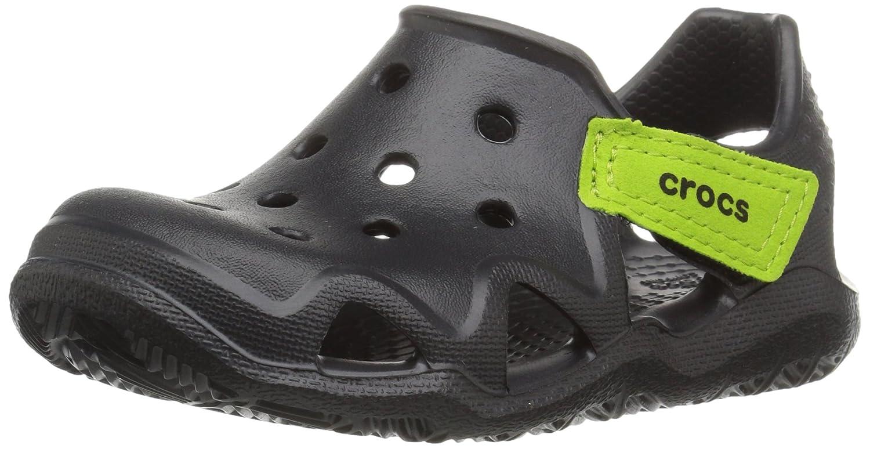 Crocs Kids' Boys & Girls Swiftwater Wave Water Sandal -