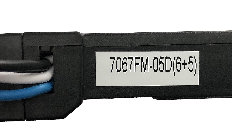 UC7067RC UC7067 New OEM Remote Receiver Hampton Bay 7067FM-05D 6+5