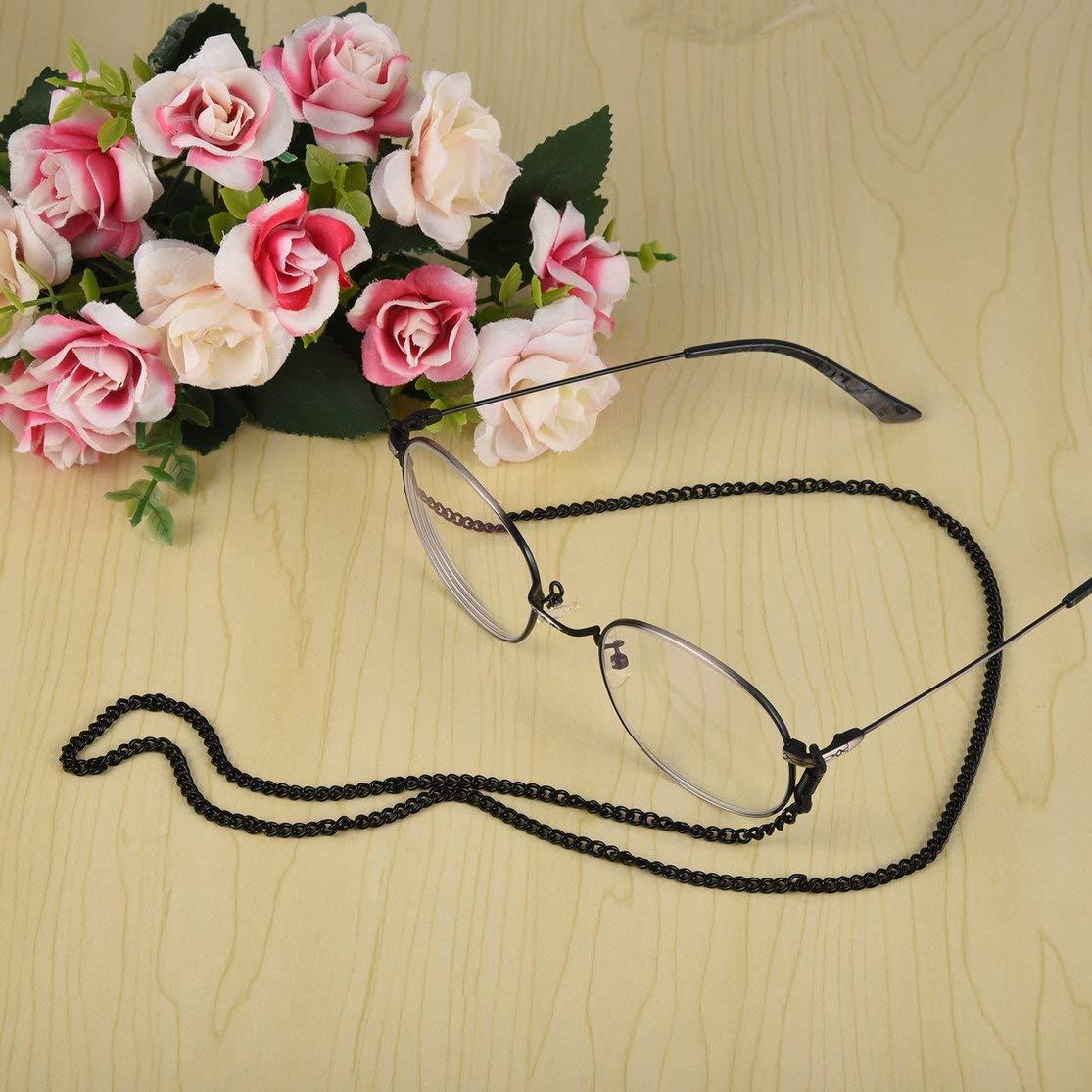 LouiseEvel215 Occhiali da Vista delicati Occhiali da Vista Collana Catena Occhiali da Vista Cordino per Collo Cordino per Collo Regali per Amici
