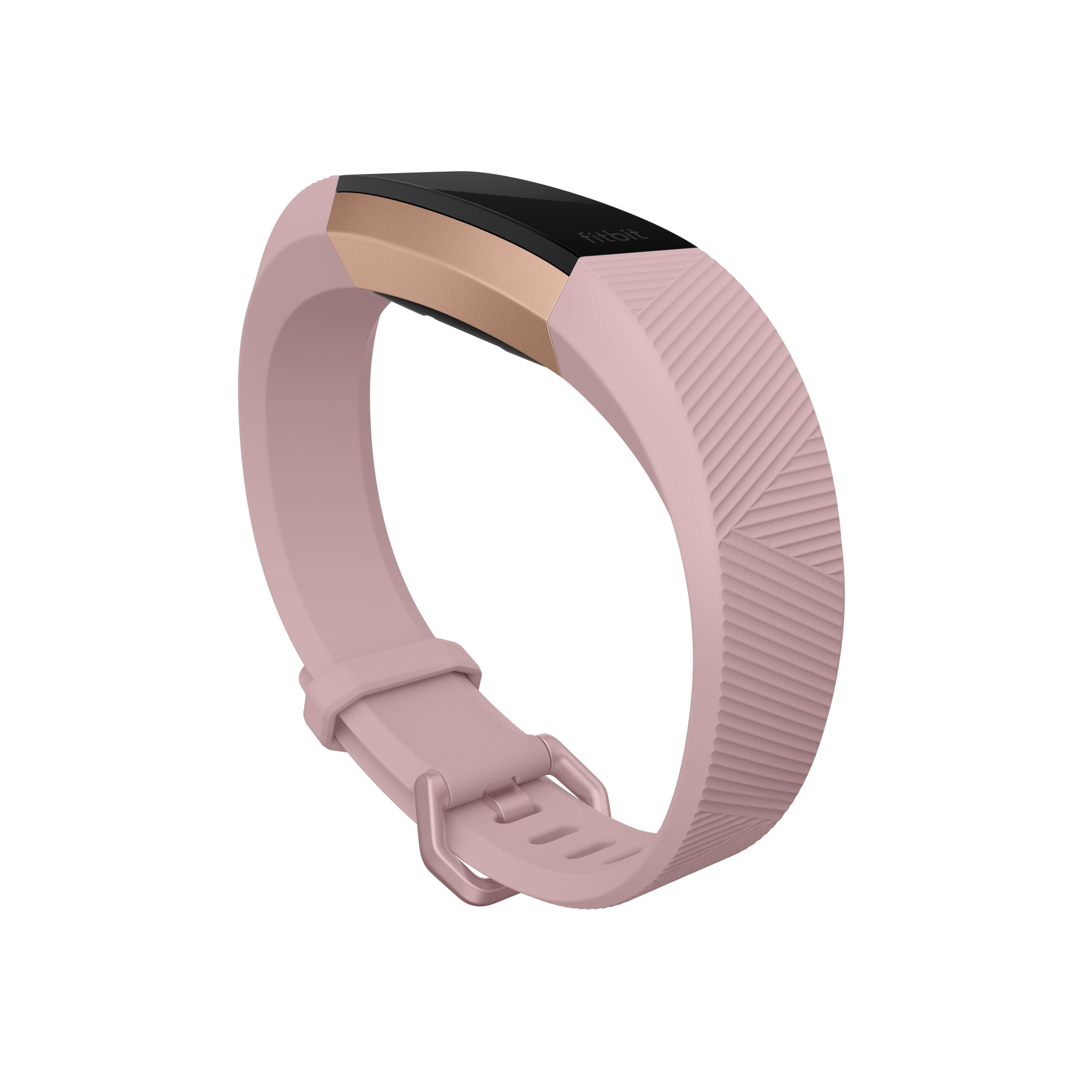 Fitbit Alta HR, Special Edition Pink Rose Gold, Large (US Version) by Fitbit (Image #4)