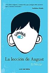 Wonder: La lección de August / Wonder (Spanish Edition) Paperback