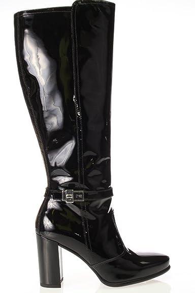 Nero Giardini Damen Stiefel a513683de 100 Stiefel Lack