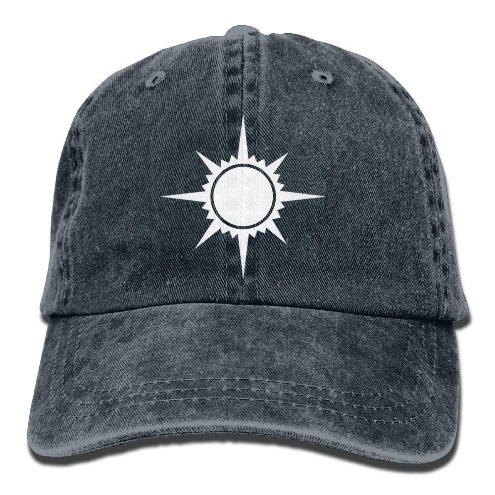 0b4003b9ad0 Orzhov Syndicate Guild Symbol Mens   Womens Baseball Hat Vintage Sun Visor  Snapback Hat at Amazon Men s Clothing store