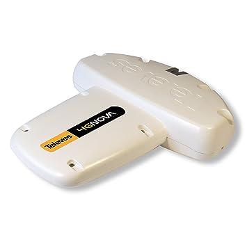 Televes 4GNOVA - Antena de emisión y recepción de señales LTE/4G, color blanco