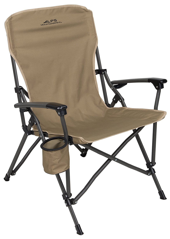 ALPS Mountaineering Leisure Folding Camp Chair Pro-Tec Powder Coating [並行輸入品] B077QQQKSP