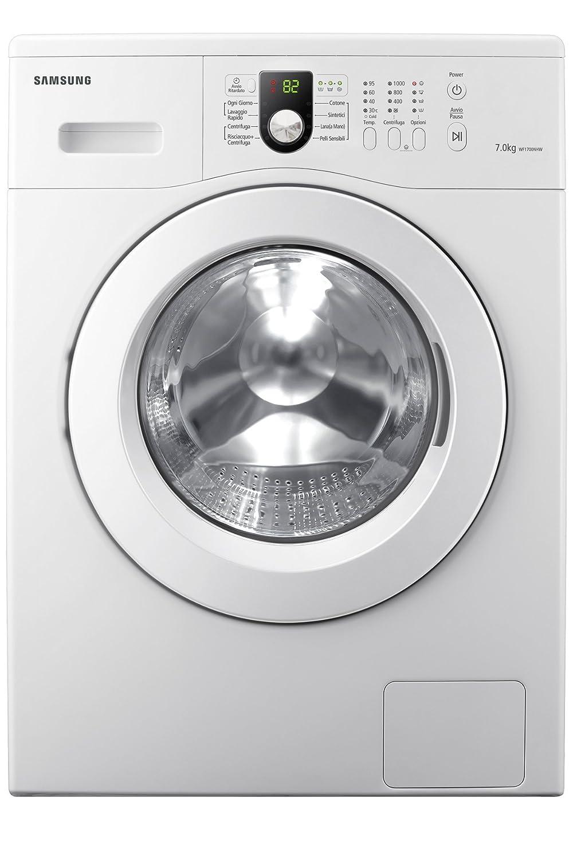 Samsung WF1700NHW Carga frontal 7kg 1000RPM A+ Color blanco ...