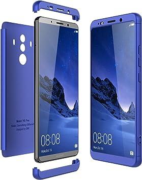 CE-Link Funda Huawei Mate 10 Pro Carcasa Fundas para Huawei Mate 10 Pro 360 3 en 1 Desmontable Ultra-Delgado Anti-Arañazos Case Protectora: Amazon.es: Electrónica