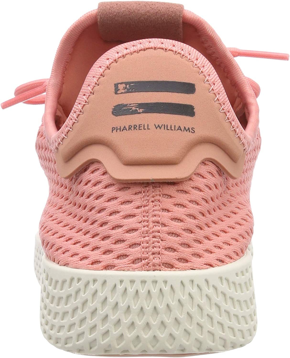 adidas PW Tennis Hu, Chaussures de Gymnastique Homme Rose (Tactile Rose F17/Raw Pink F15)