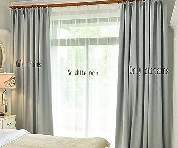 Vorhange Moderne Einfach Schatten Vorhange Aus Amerikanischen