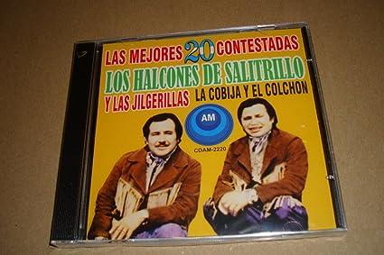 Los Halcones De Salitrillo Las Mejores 20 Contestadas - Los Halcones De Salitrillo Las Mejores 20 Contestadas - Amazon.com Music