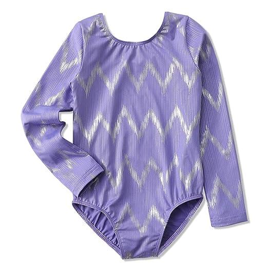 265020959063 Amazon.com  Leotards for Girls Gymnastics Toddler Ballet Dance Shiny ...