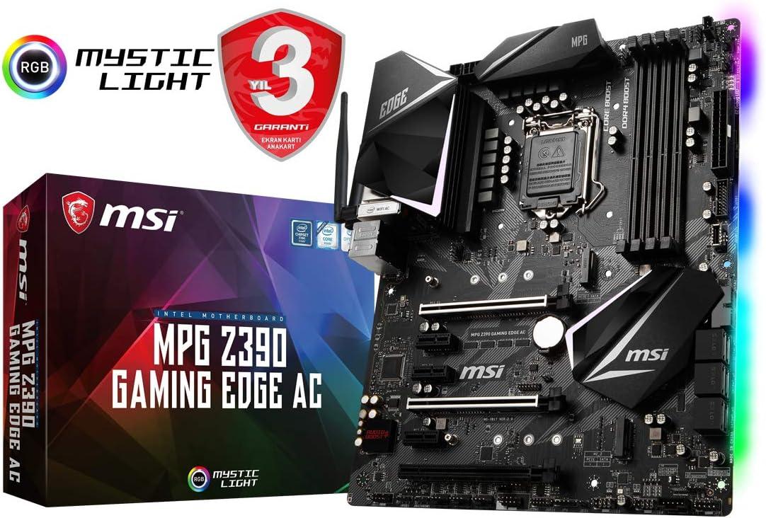 MSI MPG Z390M Gaming