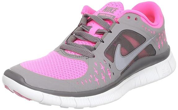 nike free run+ 3 women's running shoe amazon