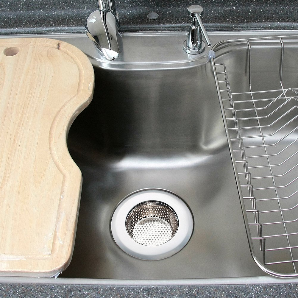 Kitchen Sink Strainer u0026 Sink Stopper Set