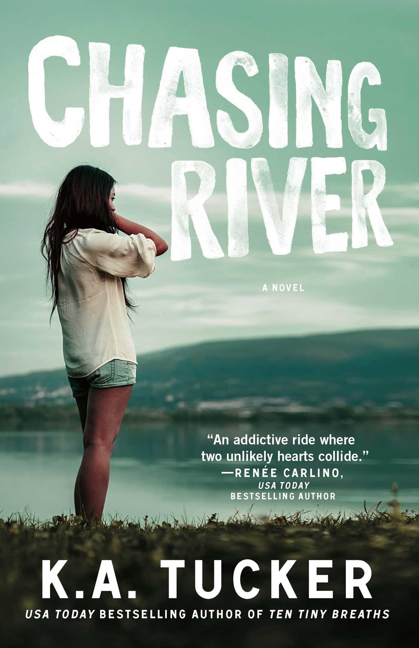Chasing River: A Novel (the Burying Water Series): Ka Tucker:  9781476774237: Amazon: Books