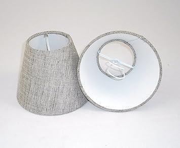 1 Pantalla para lámpara de mesa hecha a mano pequeña ...