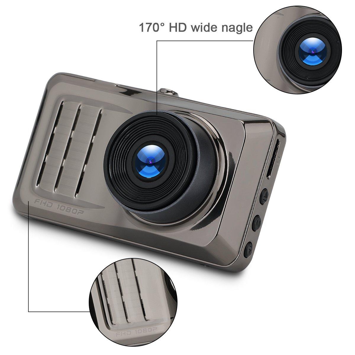 27 1080p hd dual lens in car dash camera video amazon 27 1080p hd dual lens in car dash camera video amazon electronics buycottarizona Gallery