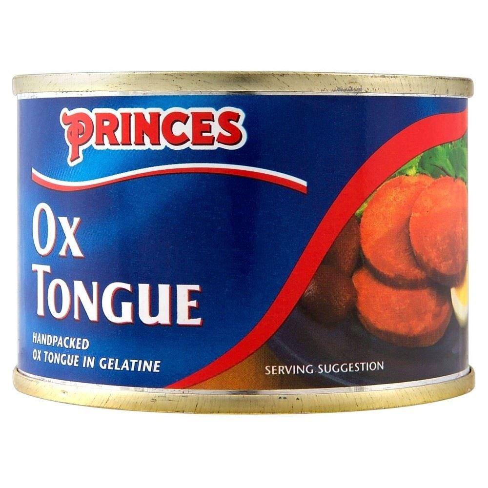 Princes Ox Tongue (184g)