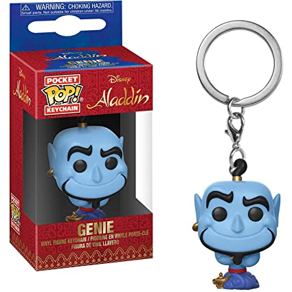 Amazon.com: Funko Genie: Disney - Aladdin x Pocket POP! Mini ...
