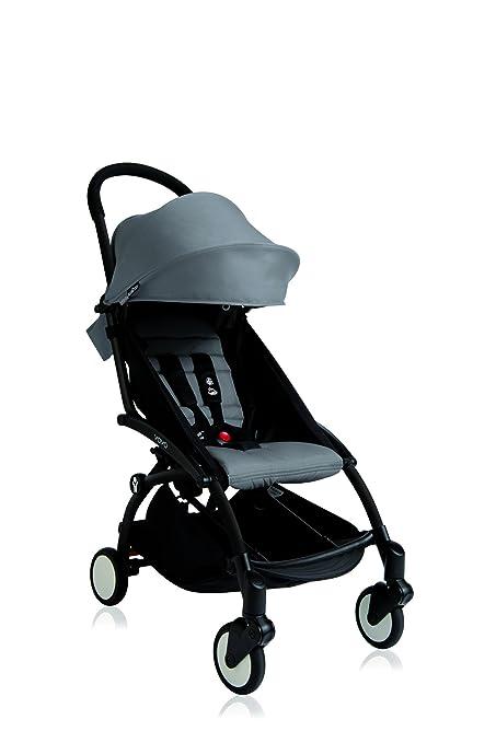 Babyzen YOYO Stroller - White - Black by Baby Zen: Amazon.es ...