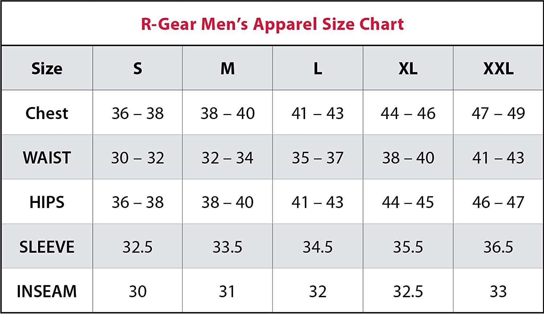 3 Pack R-Gear Mens Durastrength Everyday Brief