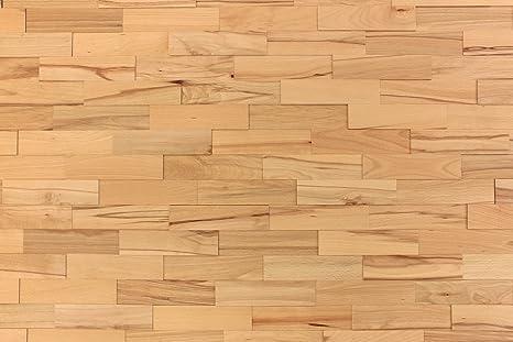Wodewa Wandverkleidung Holz 3d Optik Buche Living 1m Nachhaltige Wandpaneele Moderne Wanddekoration Holzverkleidung Holzwand Wohnzimmer Kuche Schlafzimmer Amazon De Kuche Haushalt