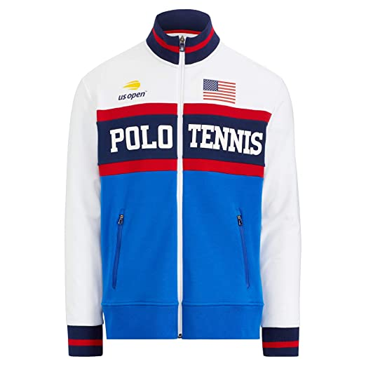 Polo Ralph Men's Lauren Open Us Jacketpure Track OZwkuiTPX