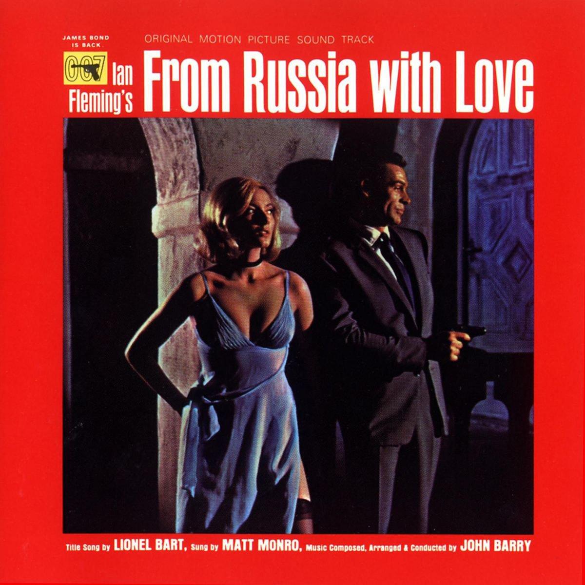 From Russia With Love:Expanded 50th Anniversary ed                                                                                                                                                                                                                                                    <span class=